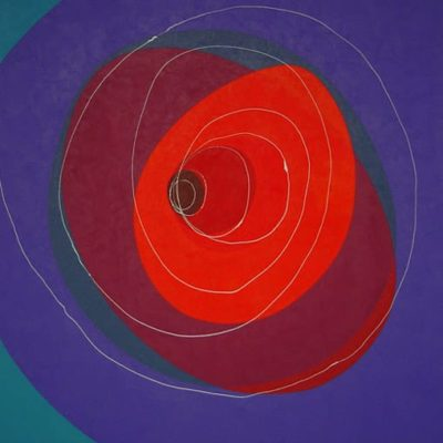 Non-Titled, 2003 Acrylic On Canvas, 48″ X 48″  (122 X 122 Cm)
