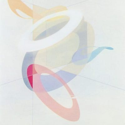 Magic, 1988 Oil On Canvas, 6' X 5' (183 X 152.5 Cm)