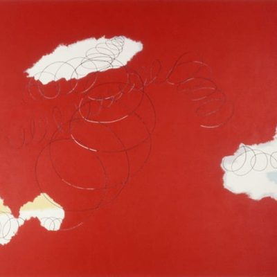 Landscape Of Life Number 1, 1994 Acrylic On Canvas, 5' X 6' (152.5 X 183 Cm)