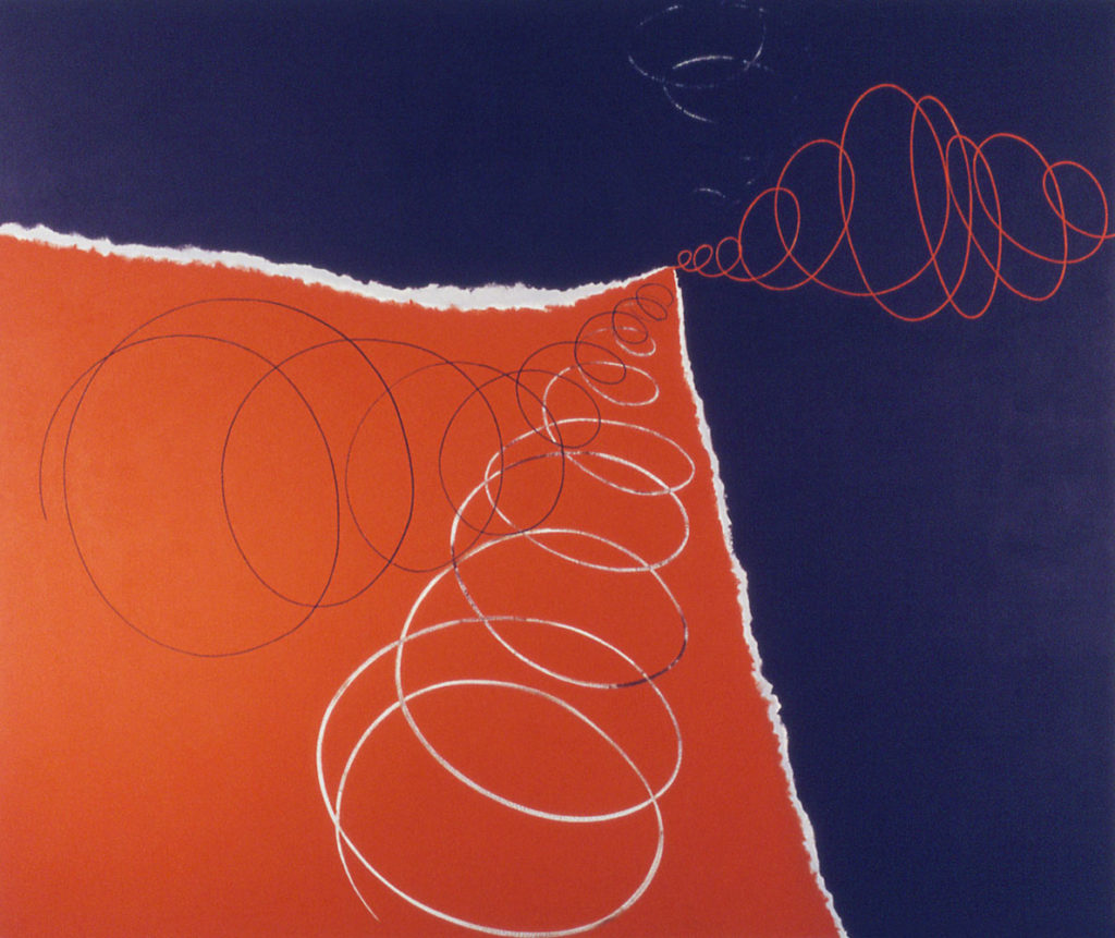 Landscape of Life Number 3, 1994
